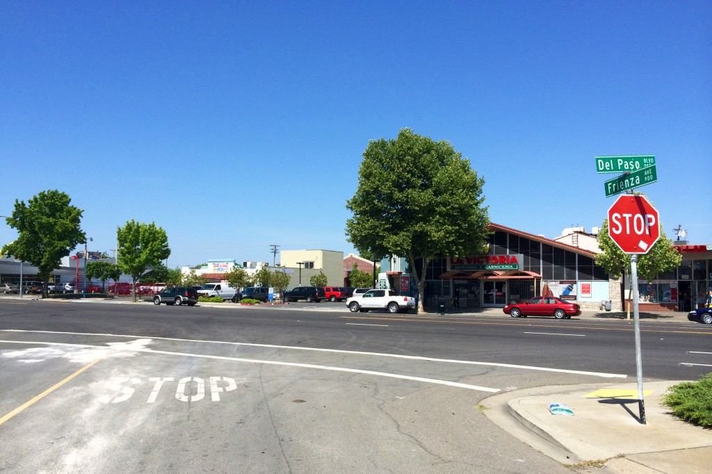 Del Paso Boulevard and Frienza Avenue 1